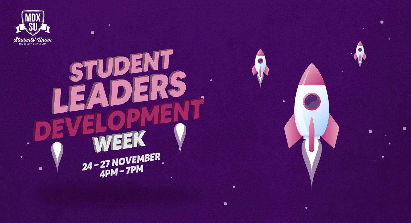 Student leaders development week