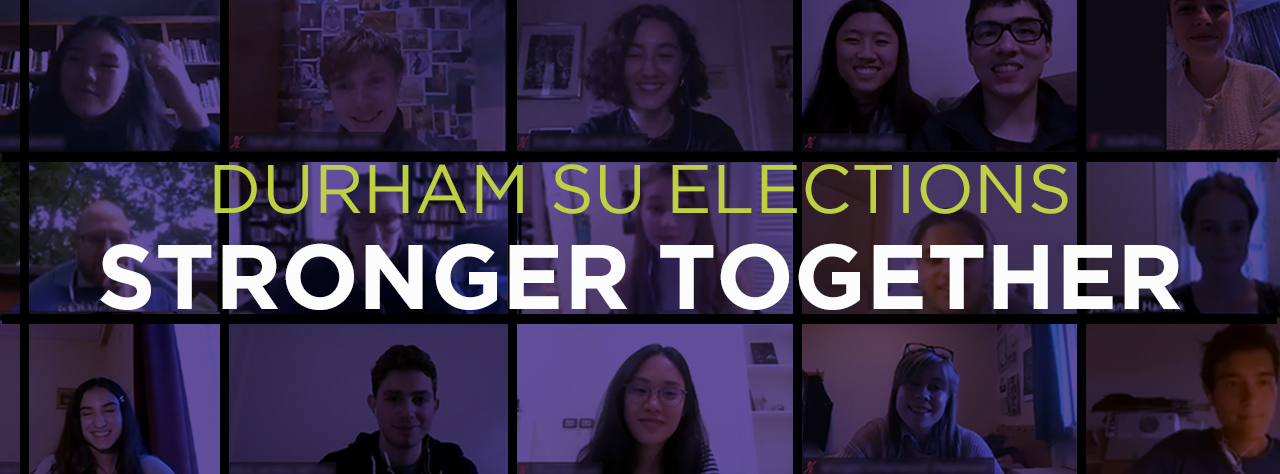 Officer elections homepage