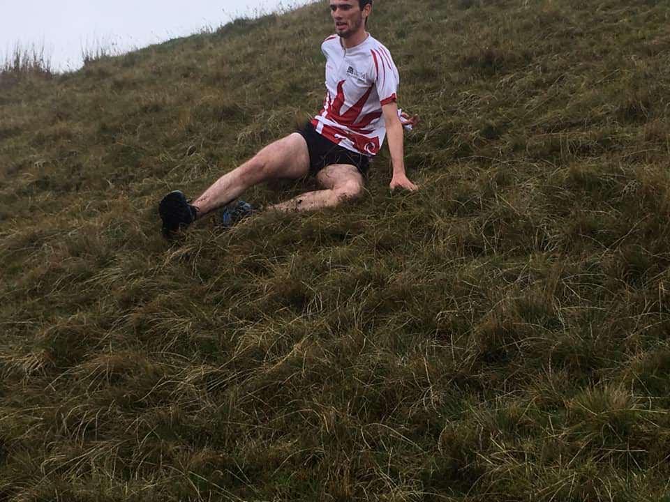 Dan downhill