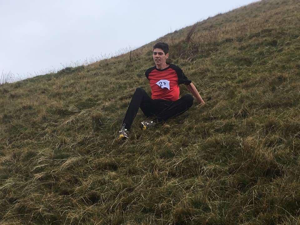 Josiah downhill