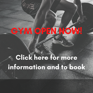 Gym open now