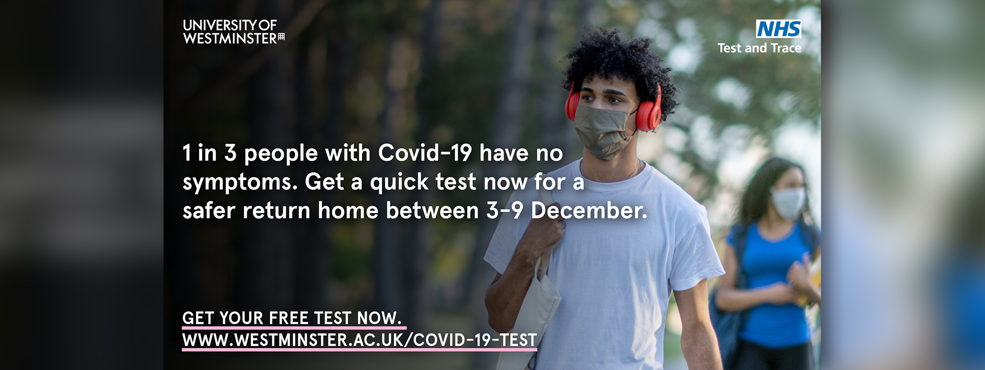 Uow covid test webbanner