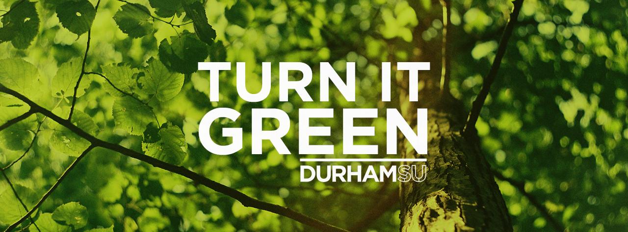 Turn it green