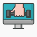Web online fitness 2