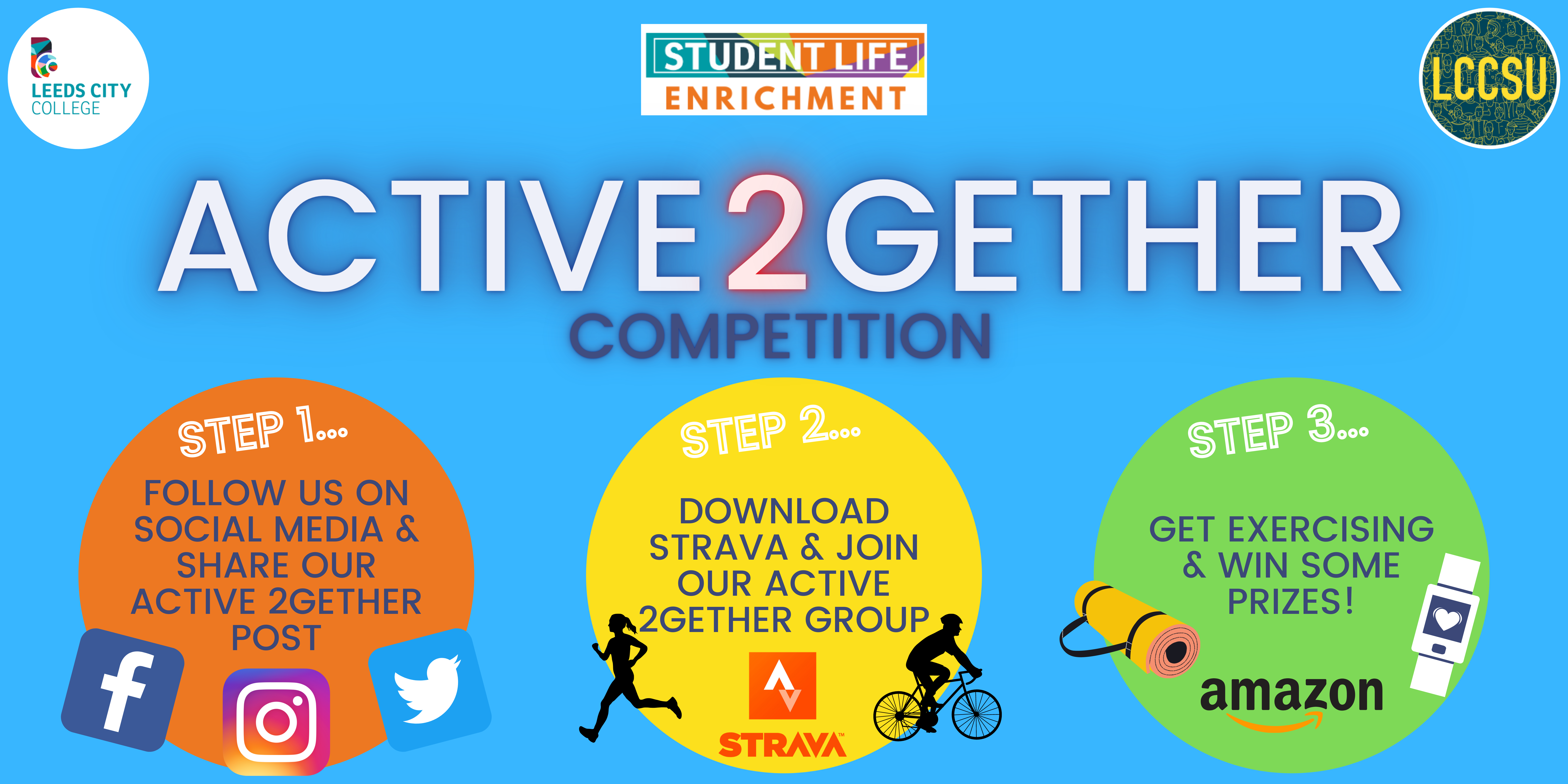 Active 2gether banner