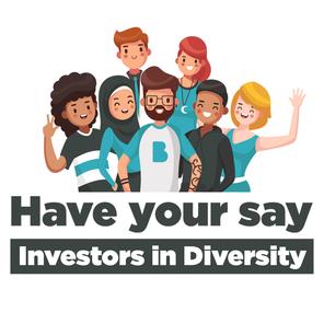 Investors in diversity web buttonn