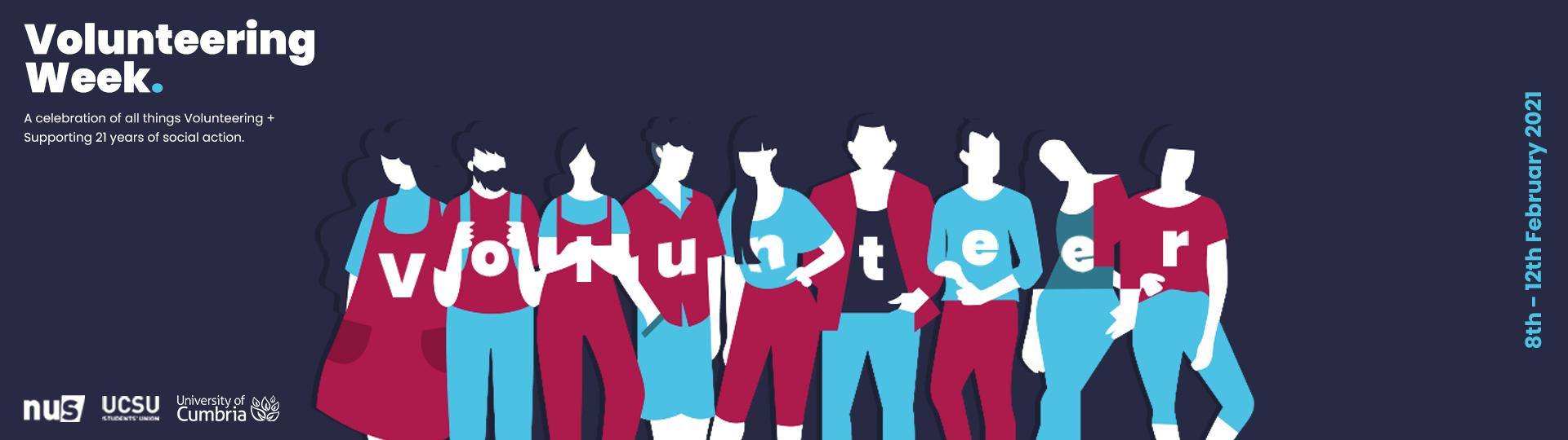 Volunteering week web banner