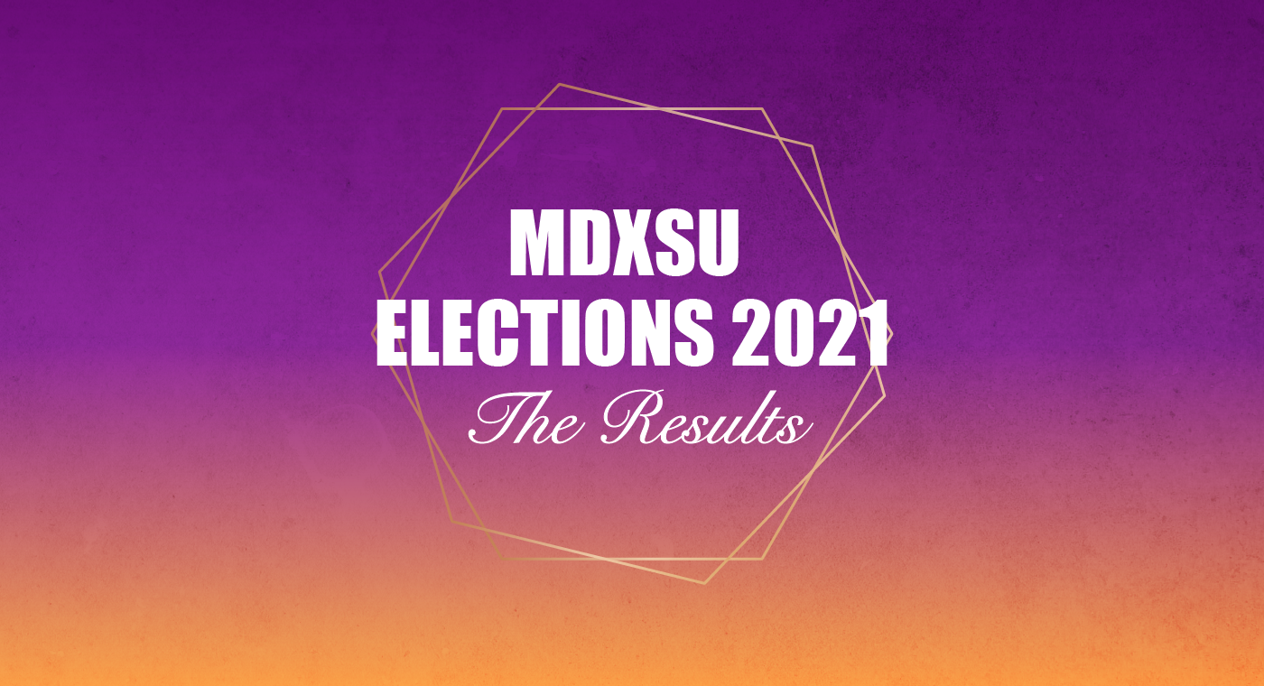 Mdxsu elections 2021 the results
