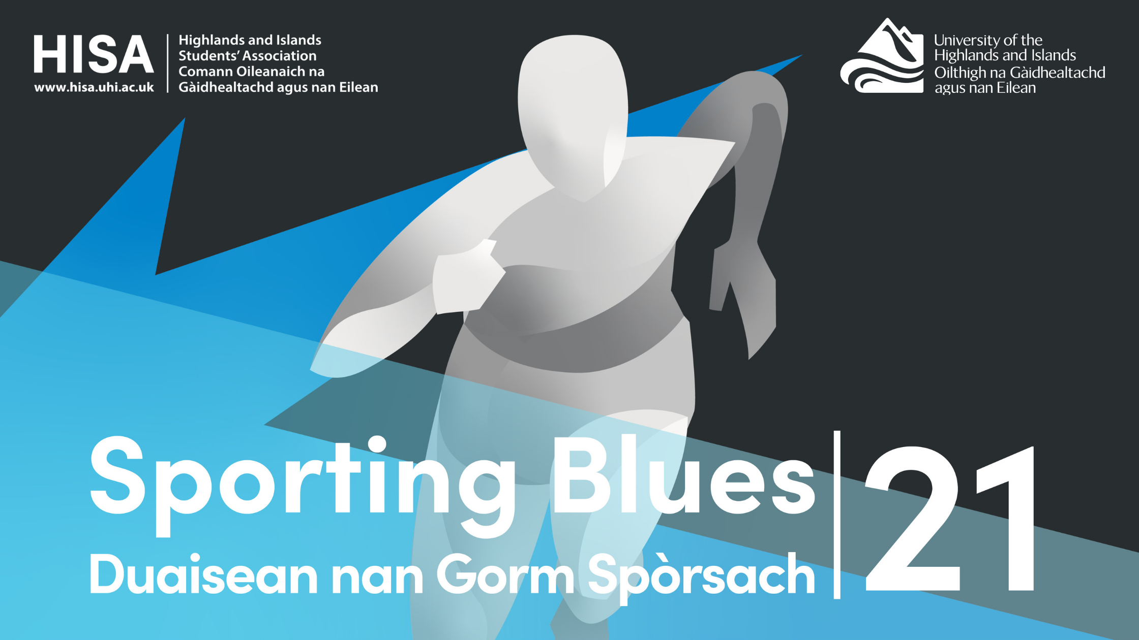 Sporting blues website banner