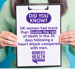 Womens health lets talk about it web home page