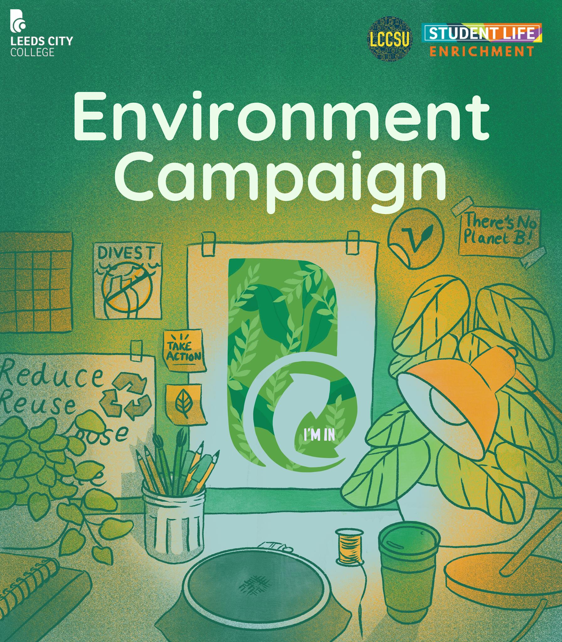 Environment campiagn 1