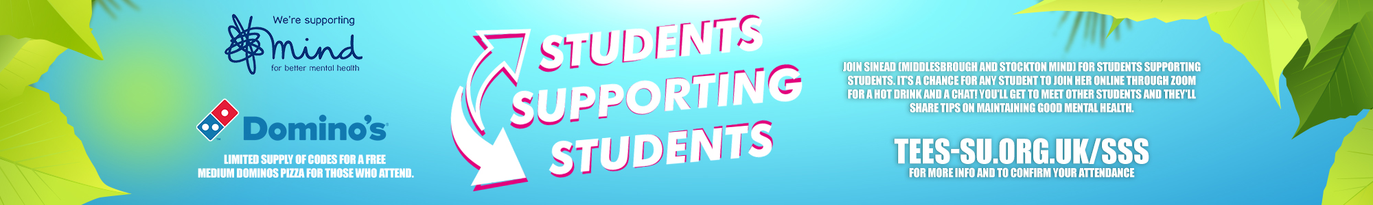 Students supporting students web