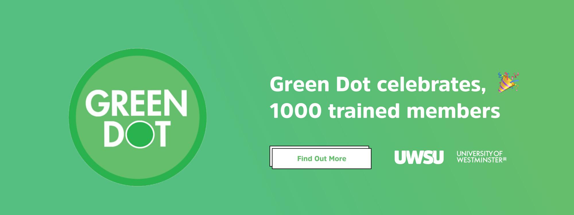 Greendot banner