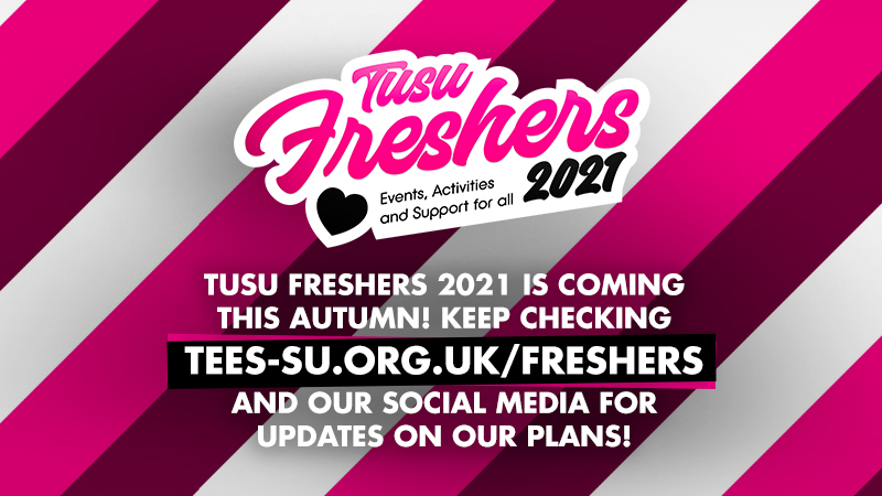 Freshers 2021 promo mobile