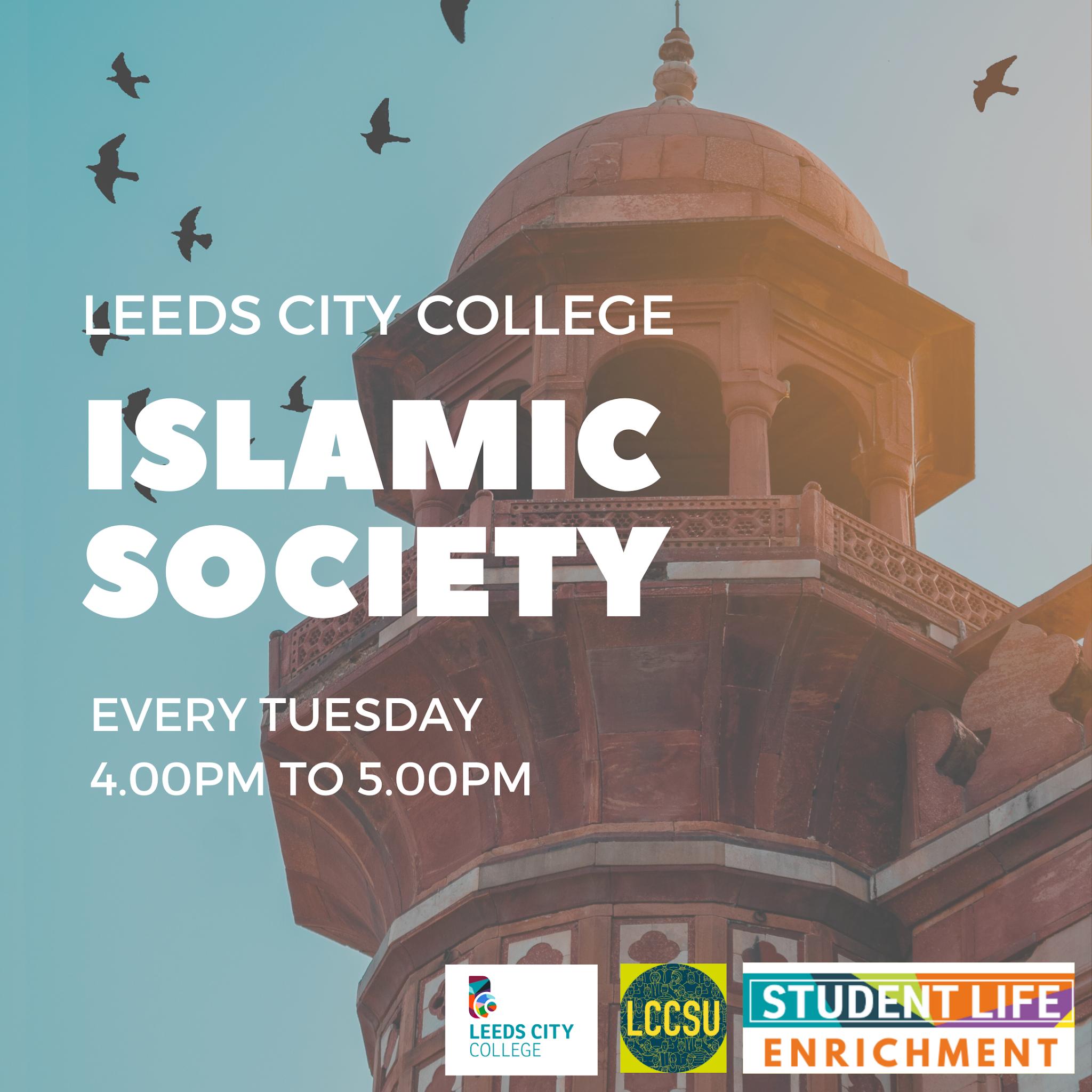 Islamic society insta
