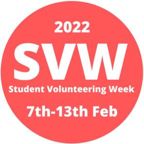Svw student volunteering week logo