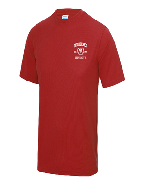 Product listing images t shirt red