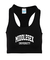 Product listing images crop top black