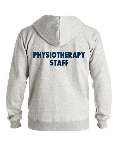 Physiotherapy staff back