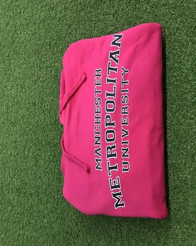 Pink hood 1