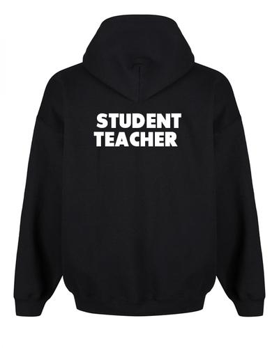 Student teacher  back