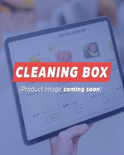 Cleaningbox shop placeholder