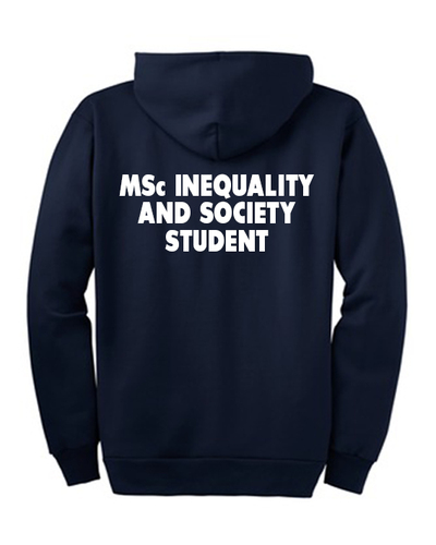 Msc inequality and society student navy