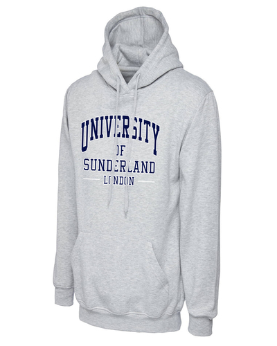 Grey hood