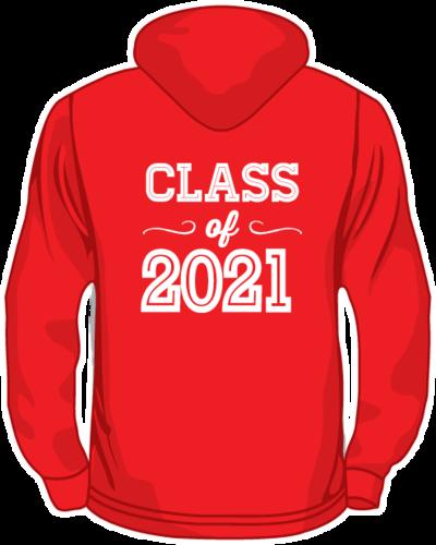 Hoodie back 2021