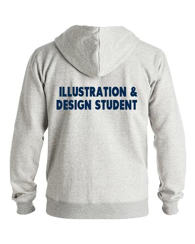 Sunderland uni illustration   design student back
