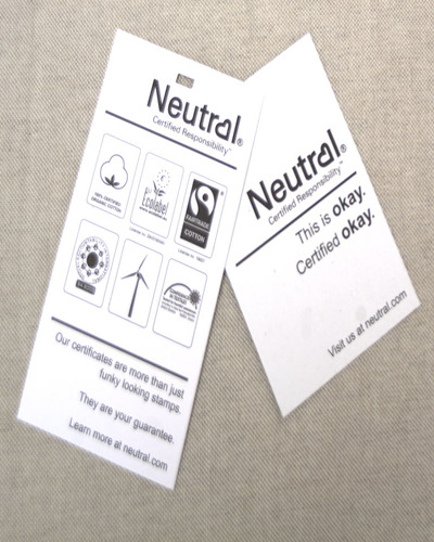 Chalk t label
