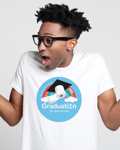 Graduation in isoation model