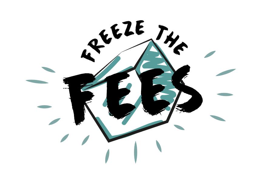 Freeze fees