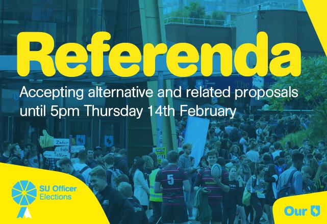 Election 2019 referendum