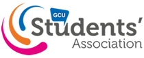 logo for GCU Students' Association