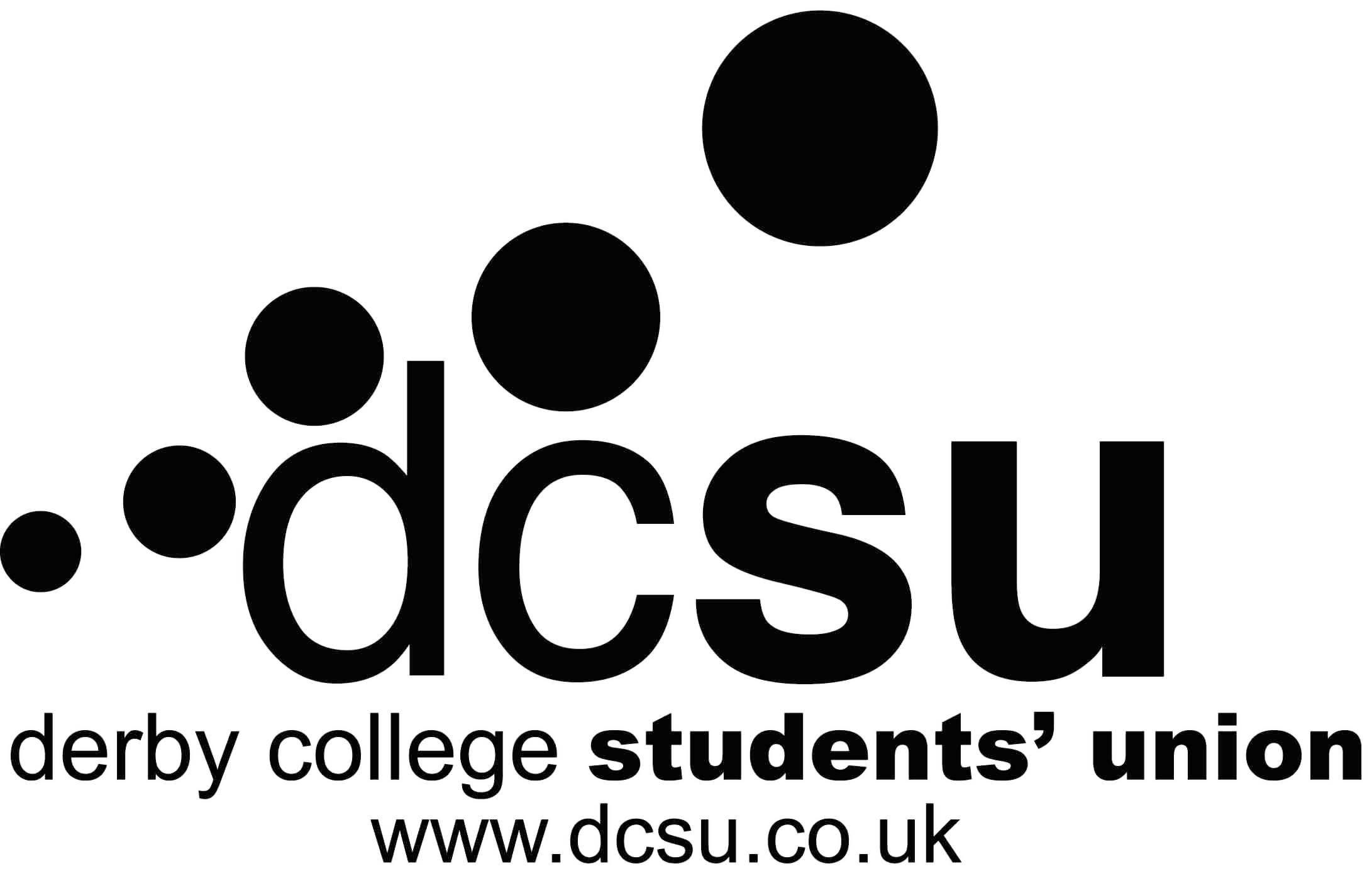 logo for Derby College Students' Union
