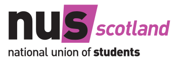 logo for NUS Scotland